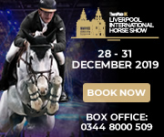 Liverpool International Horse Show 2019 (Warwickshire Horse)