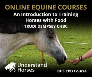 UH - An Introduction To Training Horses With Food (Warwickshire Horse)